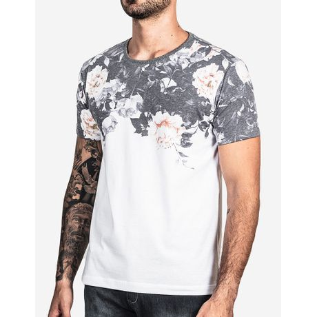 T-SHIRT-BLACK-FLOWER-SUPERIOR-1