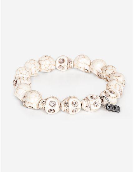 pulseira-skull-white