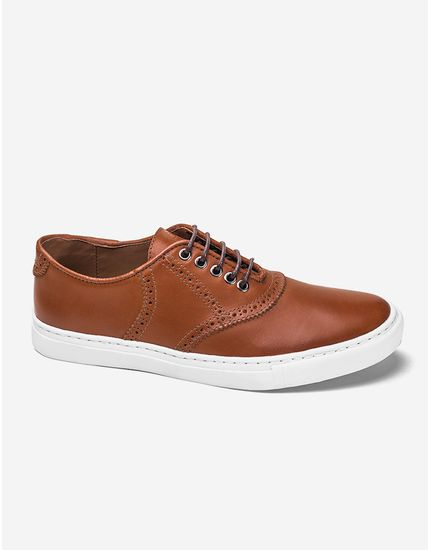 2-TENIS-SADDLE-WHISKY-600036