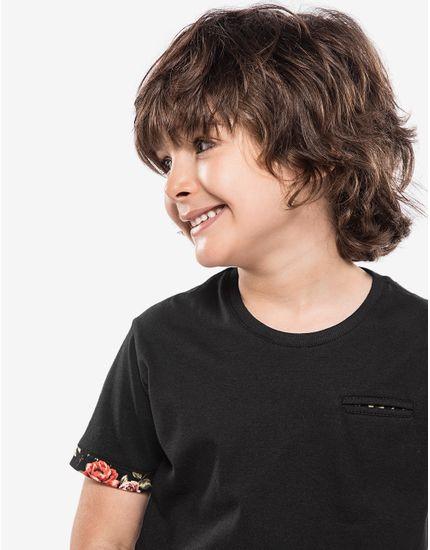 1-hermoso-compadre-camiseta-preta-detalhe-floral-ninos-500030
