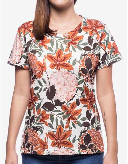 2-t-shirt-feminina-orange-flowers-800084