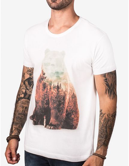 T-SHIRT-BEAR-103244-Bege-P