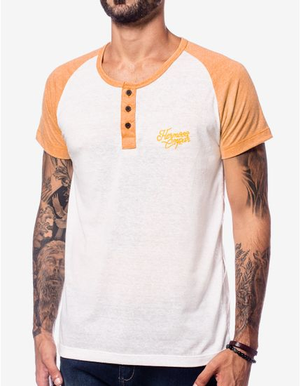 T-SHIRT-HENLEY-RAGLAN-MANGA-AMARELA-103939-Amarelo-P