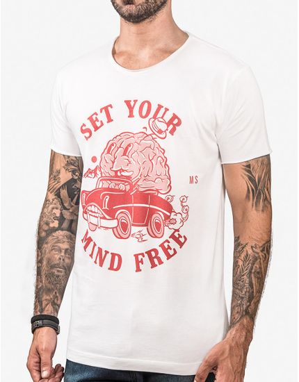T-SHIRT-SET-YOUR-MIND-FREE-103681-Bege-P