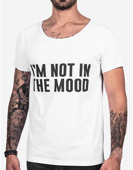 T-SHIRT-I-M-NOT-IN-THE-MOOD-102426-Branco-P