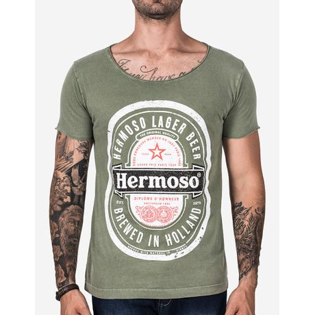T-SHIRT-HERMOSO-LAGER-102750-Verde-P