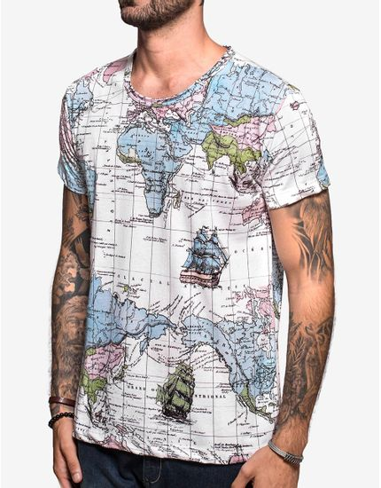 T-SHIRT-OLD-MAPS-103704-Branco-P