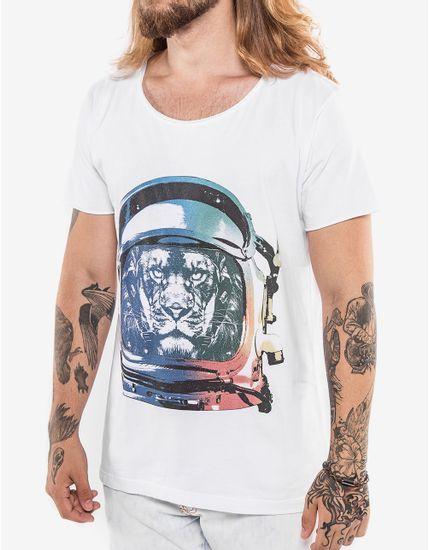 T-SHIRT-LION-ASTRONAUT-103528-Branco-P