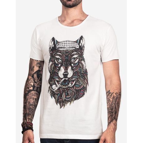 T-SHIRT-ETHNIC-WOLF-101787-Off-White-P