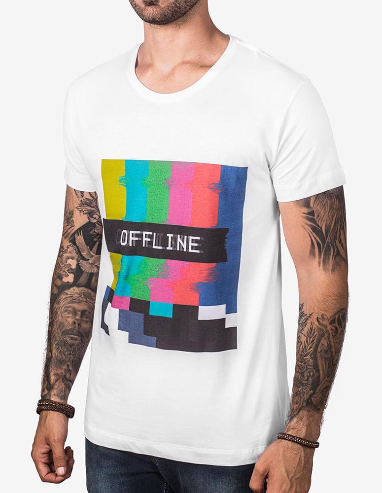 T-SHIRT OFF-LINE 103245