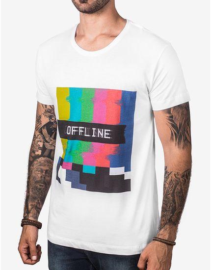 T-SHIRT-OFF-LINE-103245-Branco-XXG