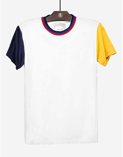 T-SHIRT-MANGA-COLORBLOCK-BRANCA-103977-Branco-M