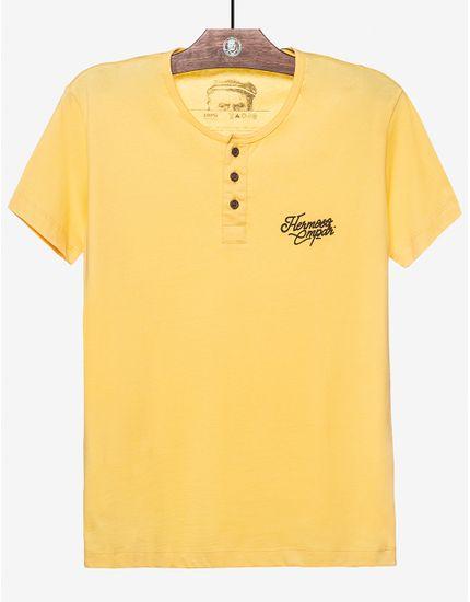 1-t-shirt-henley-amarela-104067