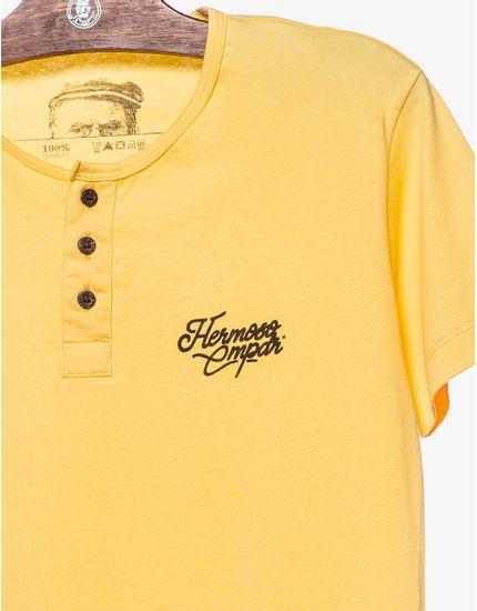 3-t-shirt-henley-amarela-104067