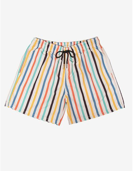 SHORT-CALIFORNIA-STRIPES-400169-Bege-M