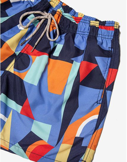 SHORT-ABSTRACT-AZUL-400156-Azul-P
