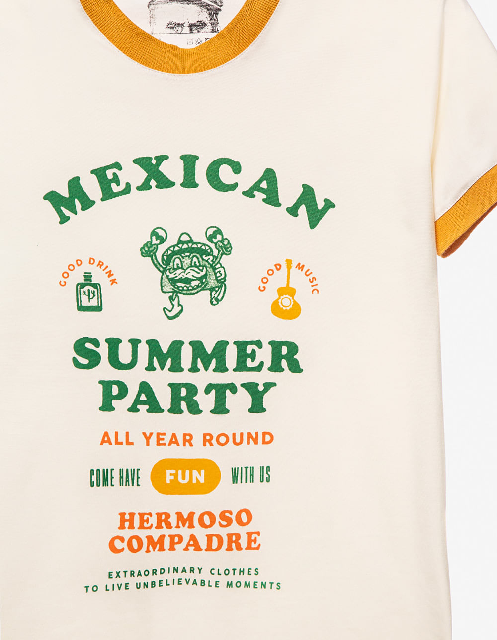 T-SHIRT MEXICAN SUMMER PARTY 104252