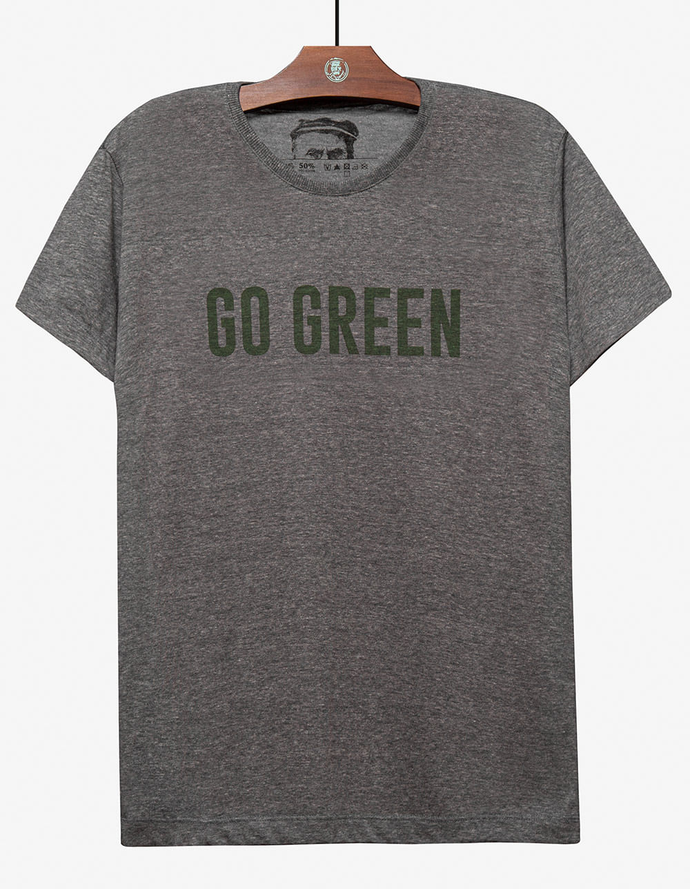 T-SHIRT GO GREEN 104595