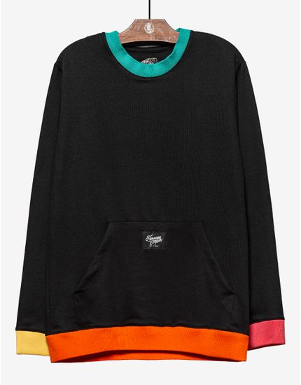 1-moletom-preto-gola-turquesa-punhos-coloridos-700212