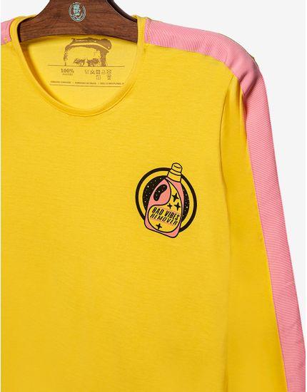 3-t-shirt-manga-longa-amarela-com-listra-rosa-104459
