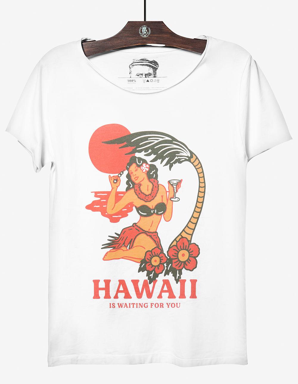 T-SHIRT HAWAII 104322
