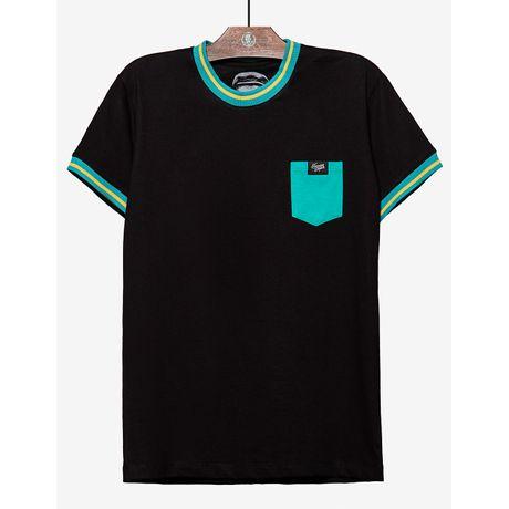 1-t-shirt-preta-gola-e-punho-listrados-com-bolso-turquesa-104472