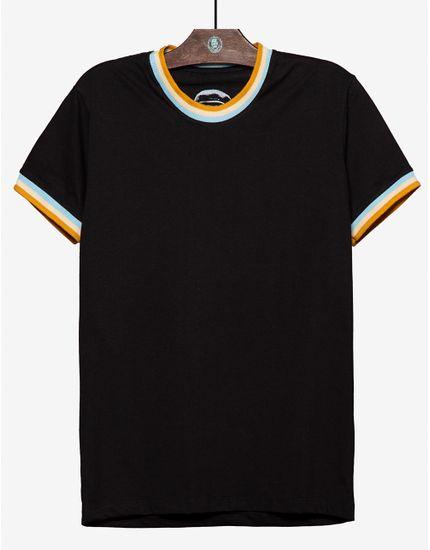1-t-shirt-preta-gola-e-punhos-listrados-104618